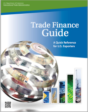 Cover image for the English version of the Trade Finance Guide